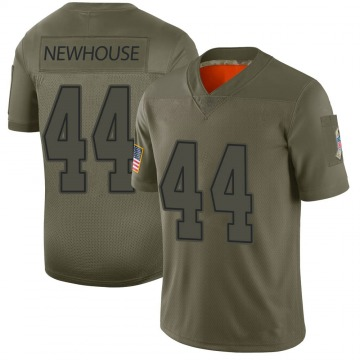 Youth Robert Newhouse Dallas Cowboys Limited Camo 2019 Salute to Service Jersey